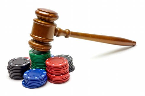 Poker and Law