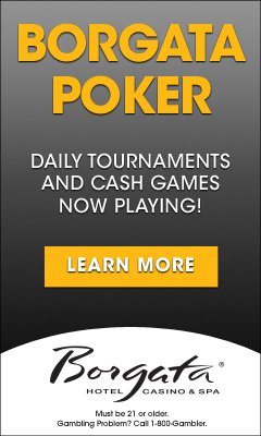 BorgataPoker Tournament, cash Game - Play Now